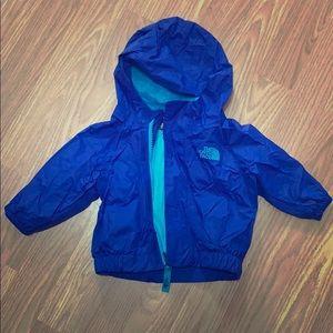 North Face jacket infant size 0-3 months old